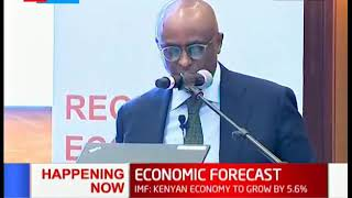 Economic Forecast: Kenyan economy expected to grow by 5.6%