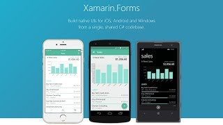 How to Build a Freaking Xamarin Forms App