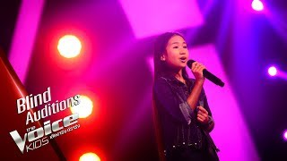 เฟรนด์ - บุญผลา - Blind Auditions - The Voice Kids Thailand - 15 Apr 2019