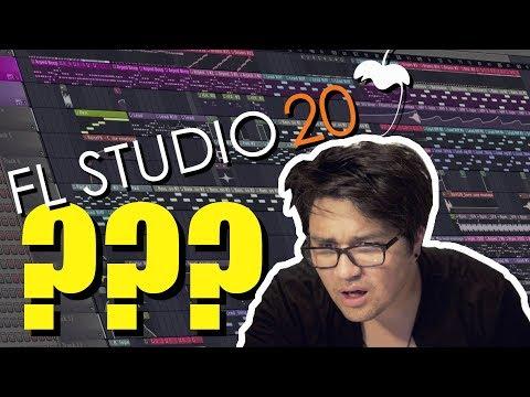 Ableton User versucht einen Beat in FL Studio 20 zu bauen | Vincent Lee