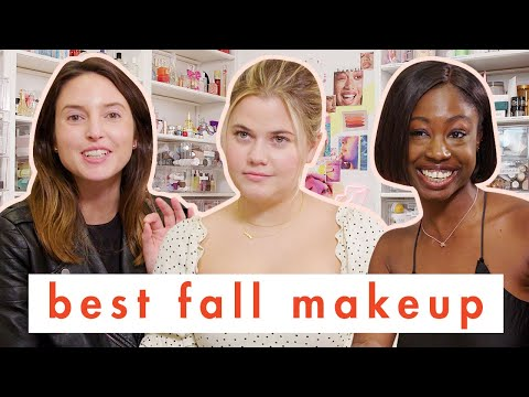 Beauty Editors Review The Best Fall Makeup | Sh*t We Stole from the Beauty Closet | Cosmopolitan