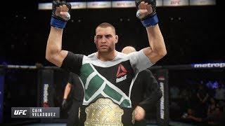UFC 2 - Стипе Миочич против Кейна Веласкеса