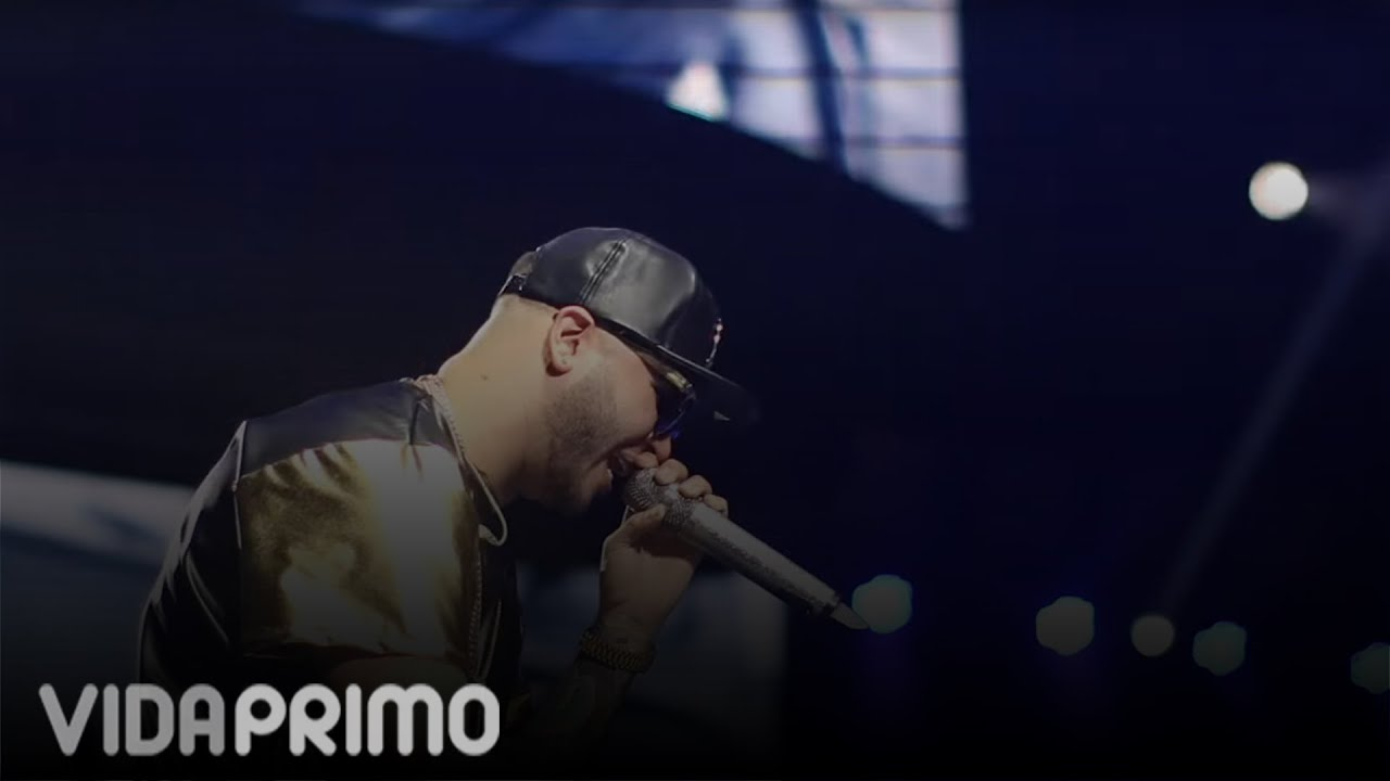 Ñengo Flow – Reality Show Episodio 4 (Concierto Los Menores)