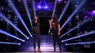 Candice Glover Feat. Jennifer Hudson -'Inseparable' Live On #Idol Finale