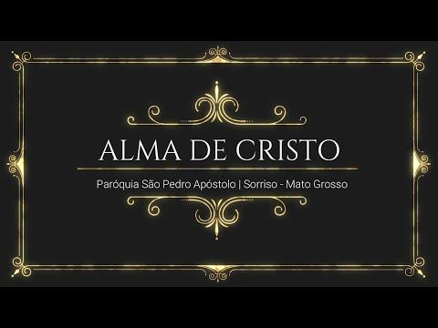 ALMA DE CRISTO (ANIMA CHRISTI)