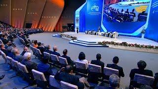 Астана экономикалық форумының күн тәртібіне шығарылатын тақырып саны – 11
