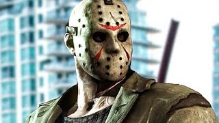 Mortal Kombat X ALL FATALITIES On Jason Voorhees + XRays 60fps HD