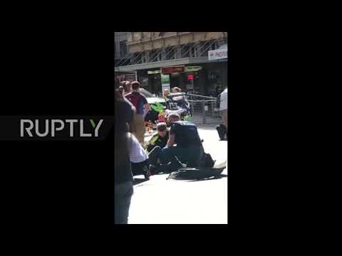 Australia: At least 19 injured as car hits pedestrians in Melbourne