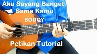 Gambar cover Belajar Gitar Aku Sayang Banget Sama Kamu (Petikan)