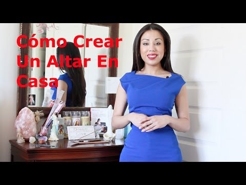 Cómo Hacer Un Altar En Casa - Alexandra Villarroel Abrego