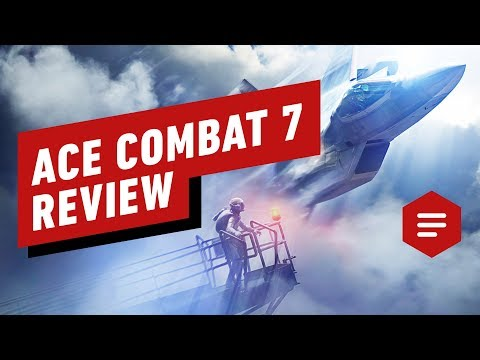 Gameplay de Ace Combat 7 Skies Unknown Deluxe Edition