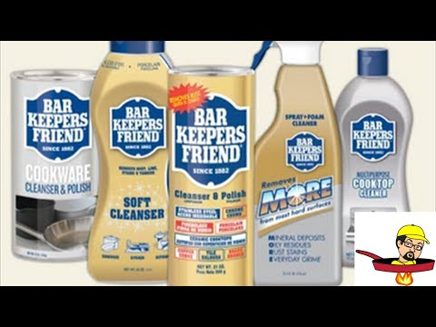 Bar Keepers Friend – PRODUCT REVIEW