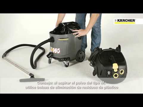 Kärcher aspirador de seguridad NT 35 de Kärcher