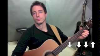 AMAZING LOVE - How To play on guitar- by Chris Tomlin, Newsboys, and YOU!