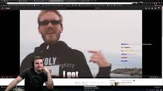 Реакция Диктора на: Bitch Lasagna 2 (Official Video)