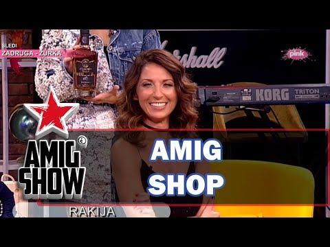 AmiG Shop - Sanja Marinković (Ami G Show S12)