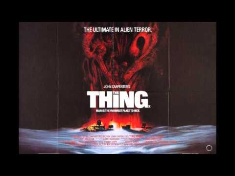 John Carpenter's The Thing Commentary