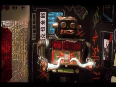 Sci Fi Psi - Lonely robot - Sci*fi*psi