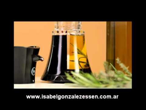 Aceitera Vinagrera, estética y buen gusto