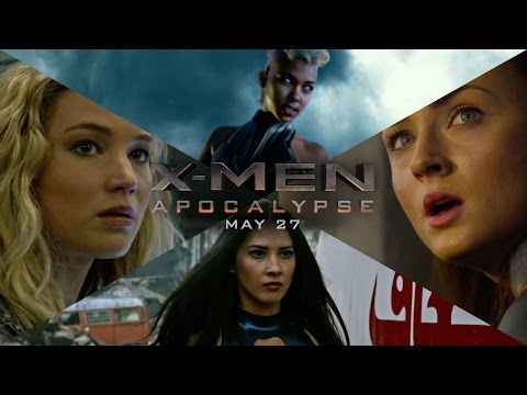 X-Men: Apocalypse (Featurette 'To Fight')