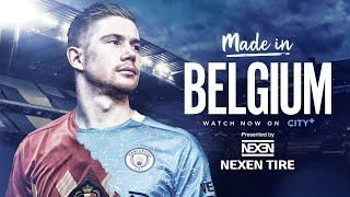 KEVIN DE BRUYNE | MADE IN BELGIUM | THURSDAY 10th SEPTEMBER | CITY+
