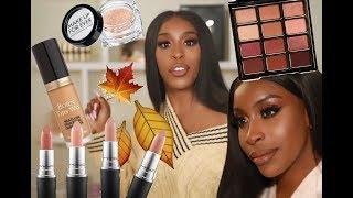 FALL Sweater Weather Glam Makeup | Jackie Aina