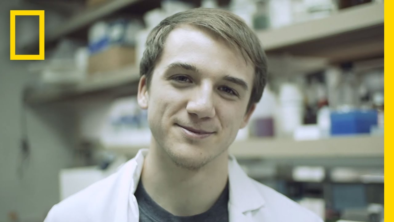 17-Year-Old Cancer Researcher Already Making an Impact | National Geographic thumbnail