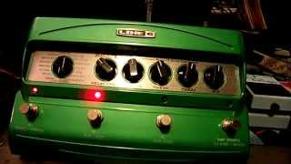 *Line 6* Dl4  Delay/Looper Review & DEMO!!