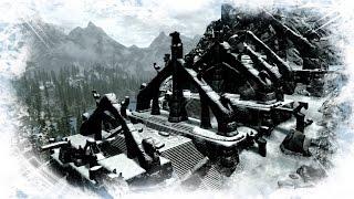 Skyrim mod Requiem [3] Ветреный Пик на 2 уровне (Рекомендуемый уровень 20+)