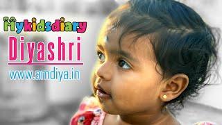 WoW little Angel Diya Shri from Benguluru | My Kids Diary
