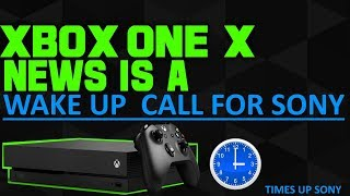 MAJOR Developer CONFIRMS Unbelievable Xbox One X News! And It