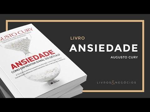 Livros & Nego?cios | Livro Ansiedade   Augusto Cury #68