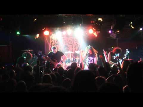 RELEASED ANGER 'Parasite' Live at AN club (12-11-'10) supporting SODOM