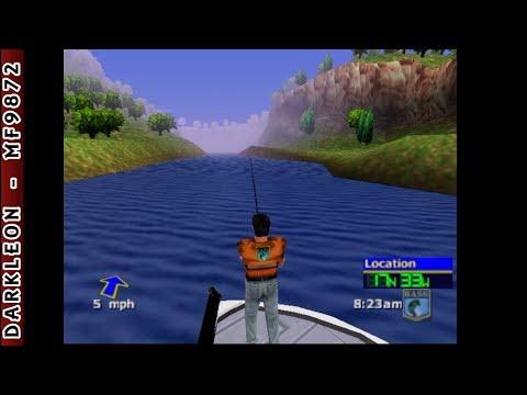 Nintendo 64 - Bassmasters 2000 © 1999 THQ - Gameplay