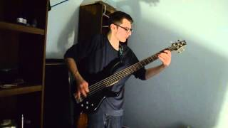 Five Finger Discount - Chocking Victim Bass Cover