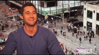 Ryan Eggold From NBC's 'The Blacklist' Talks Tom Keen & More! (Attention Spoilers)