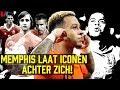 Memphis Scoort Meer Doelpunten bij Oranje Dan Cruijff, Van Basten & Van Persie!