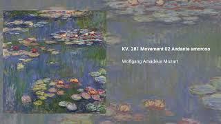 Piano Sonata no. 3, K. 281