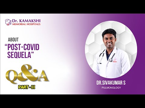 drkmh-Post-COVID Complications to watch out for   Dr.SIVAKUMAR   Part II
