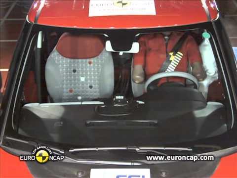 NCAP: Fiat 500L