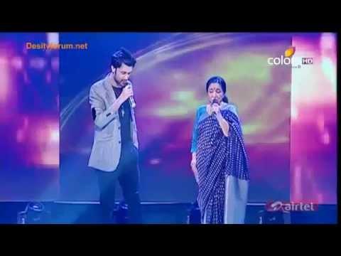 Download Atif Aslam  Asha Bhosle (Dilbar Mere & Chura Liya) Sur Kshetra Performs HD Mp4 3GP Video and MP3