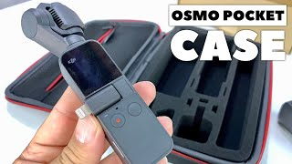 DJI Osmo Pocket Travel Carrying Case Review