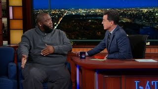 Stephen Colbert - Killer Mike Educates Stephen Colbert