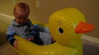 Ducky Bath.