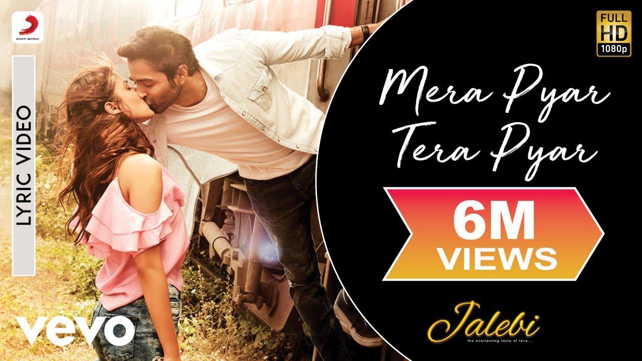 Mera pyar tera pyar lyrics in hindi