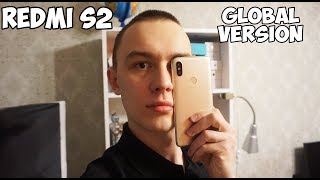 РАСПАКОВКА Xiaomi Redmi S2 - ГЛОБАЛЬНАЯ ВЕРСИЯ ЗА 145$