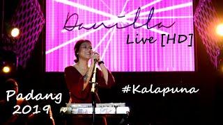Danilla [HD] Di Padang   Kalapuna Live At SOUNDSATIONS2019.