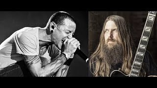 Mark Morton Ft Chester Bennington   Cross Off  Live Video Version