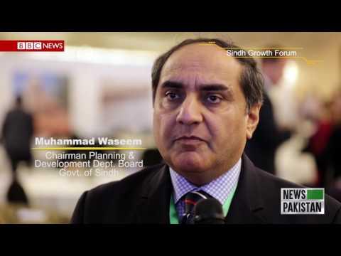 Sindh Growth Forum Organized by Planning & Development Dept