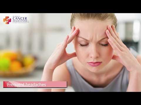 Know the symptoms of Head & Neck Cancer - Cancer Healer Center